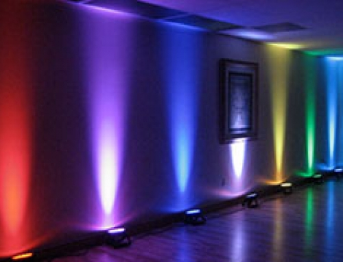 Event and Stage Lighting