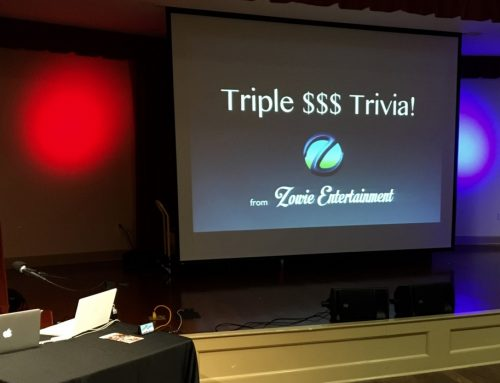 A NEW Game Show: Triple Money Trivia!